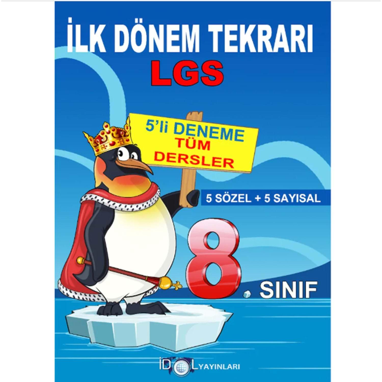 İDOL İLK DÖNEM TEKRARI 5 Lİ DENEME
