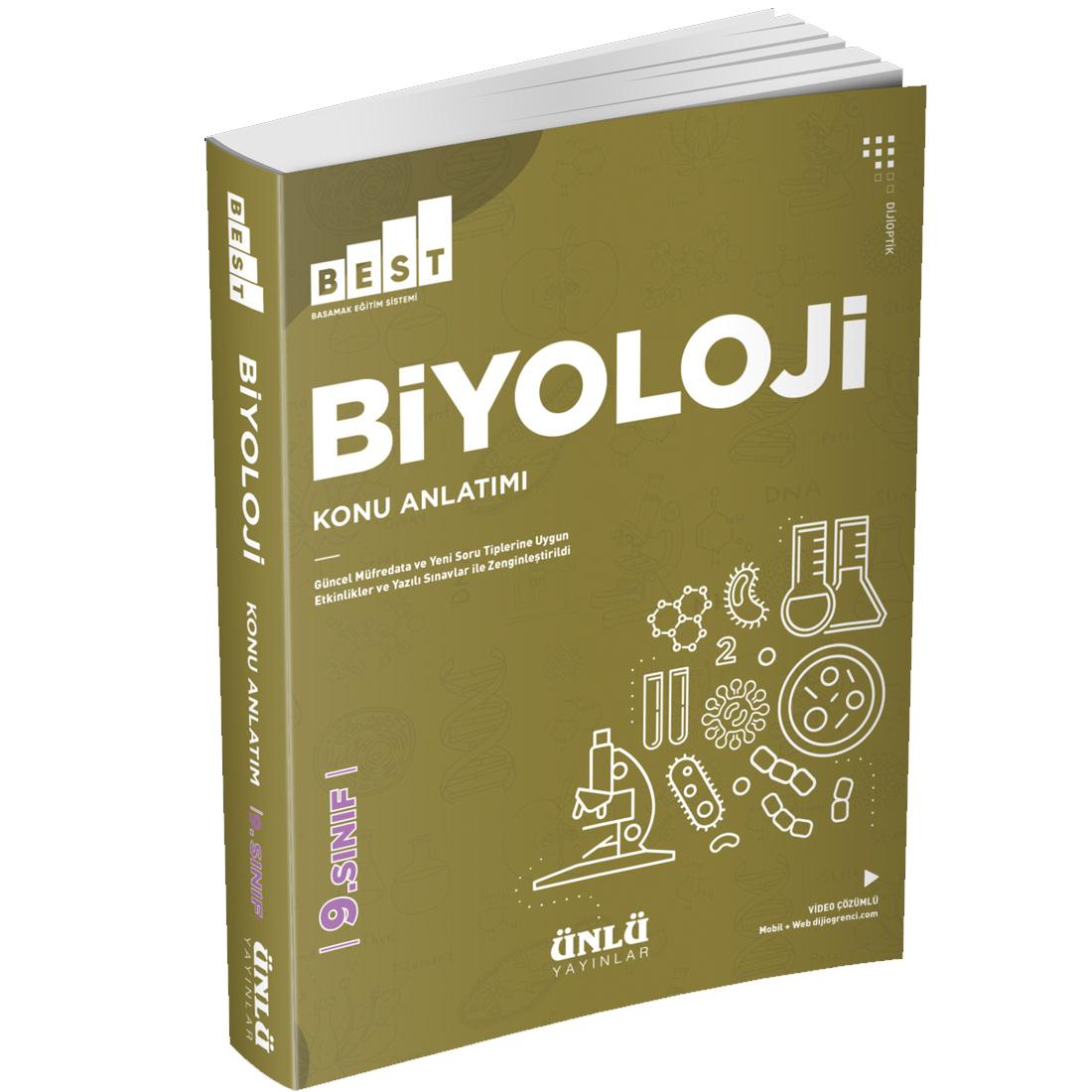 Kültür 9. Sınıf Best Biyoloji Konu Anlatımı