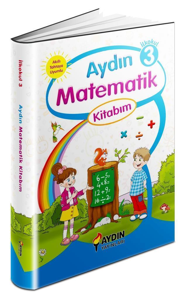 Aydın Matematik Kitabım 3.Sınıf