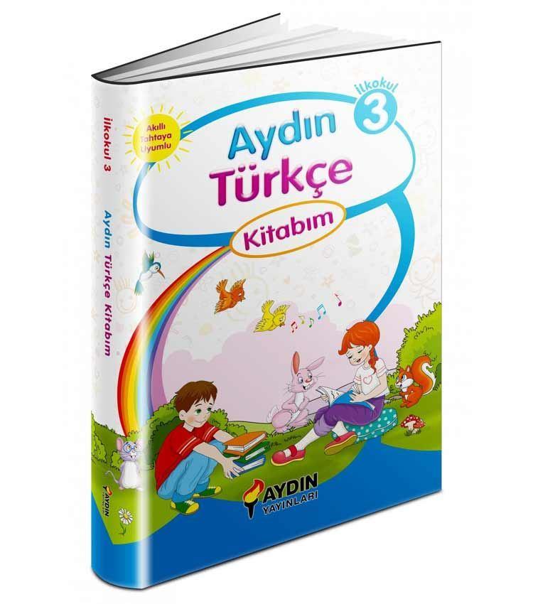 Aydın Türkçe Kitabım 3.Sınıf