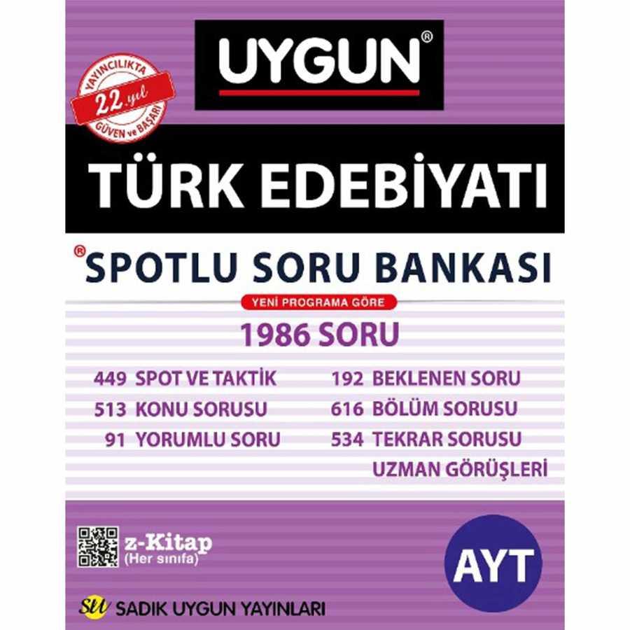 Ayt Spotlu Türk Edebiyatı