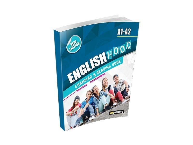 YDS Publishing New Edition Englishood A1-A2 Grammar&Reading Book
