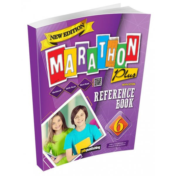 YDS Publishing New Edition Marathon Plus Grade 6 Reference Book