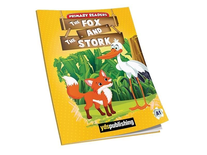 YDS Publishing The Fox and The Stork A1