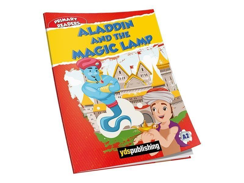 YDS Publishing Aladdin and The Magic Lamp A2