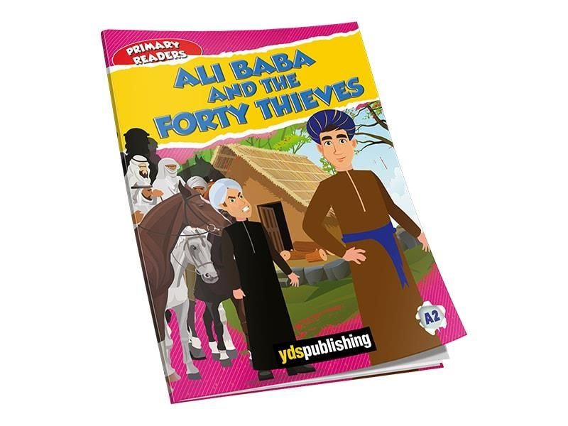 YDS Publishing Ali Baba and The Forty Thieves A2