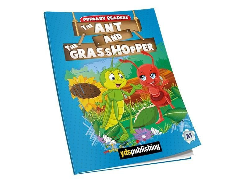 YDS Publishing The Ant and The Grosshopper A1