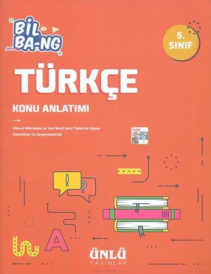 Kültür 5.Sınıf Bil Ba-Ng Türkçe Konu Anlatımı