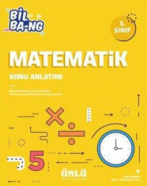 Kültür 5.Sınıf Bil Ba-Ng Matematik Konu Anlatımı