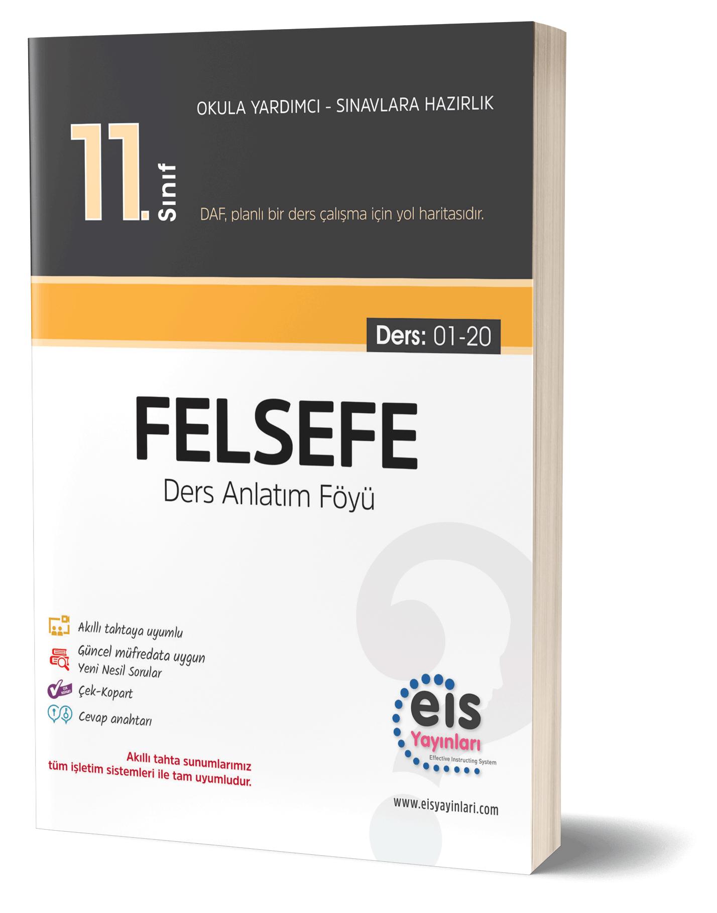 EIS - 11.Sınıf - DAF - Felsefe