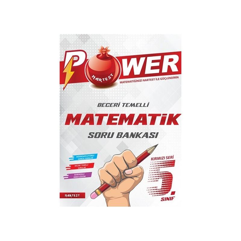 5. Sınıf Power Matematik Soru Bankası