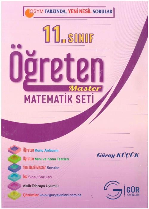 Gür Yayınları Er 11.Sınıf Matematik Set