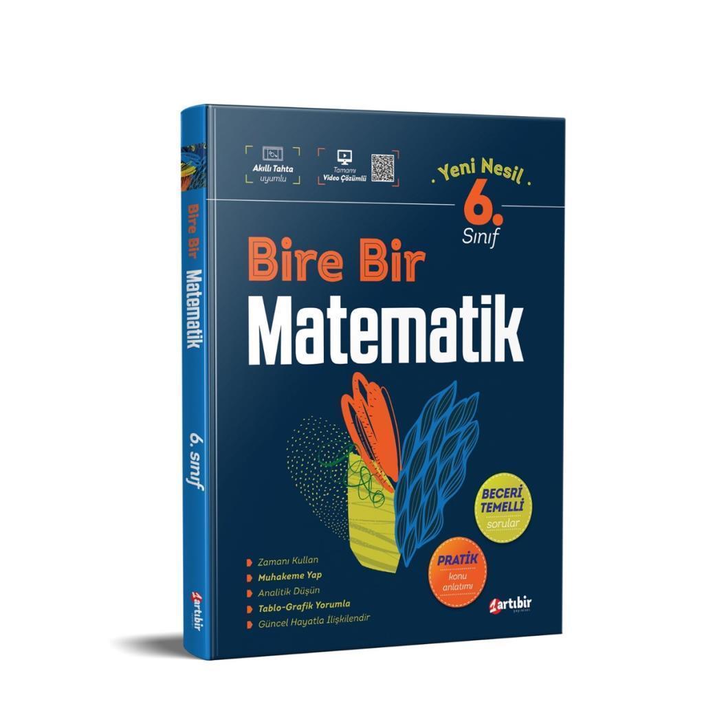 Artıbir 6.Sınıf Birebir Matematik