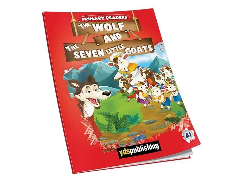 YDS Publishing The Wolf and The Seven Little Goats A1