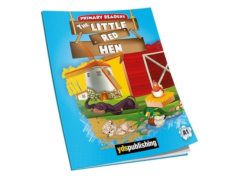 YDS Publishing The Little Red Hen A1