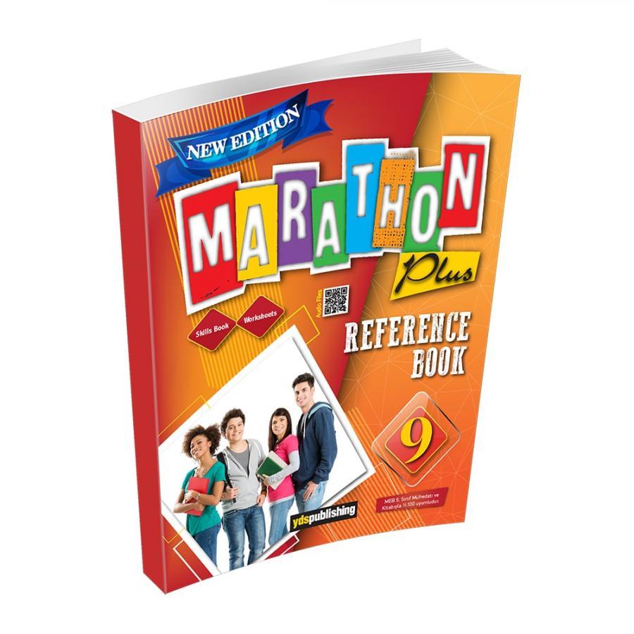 YDS Publishing New Edition Marathon Plus Grade 9 Reference Book