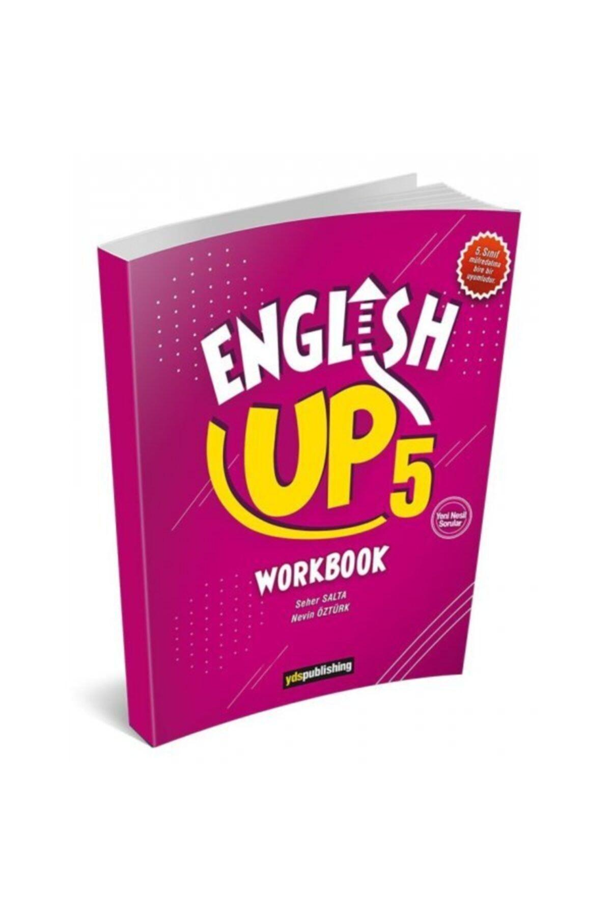 YDS Publishing English Up 5 Workbook