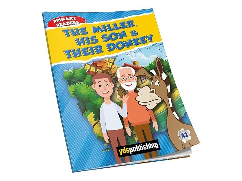 YDS Publishing The Miller His Son&Their Donkey A2
