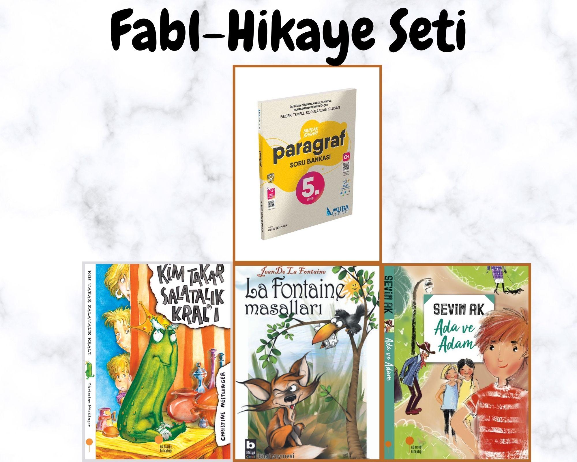 Fabl-Hikaye Seti
