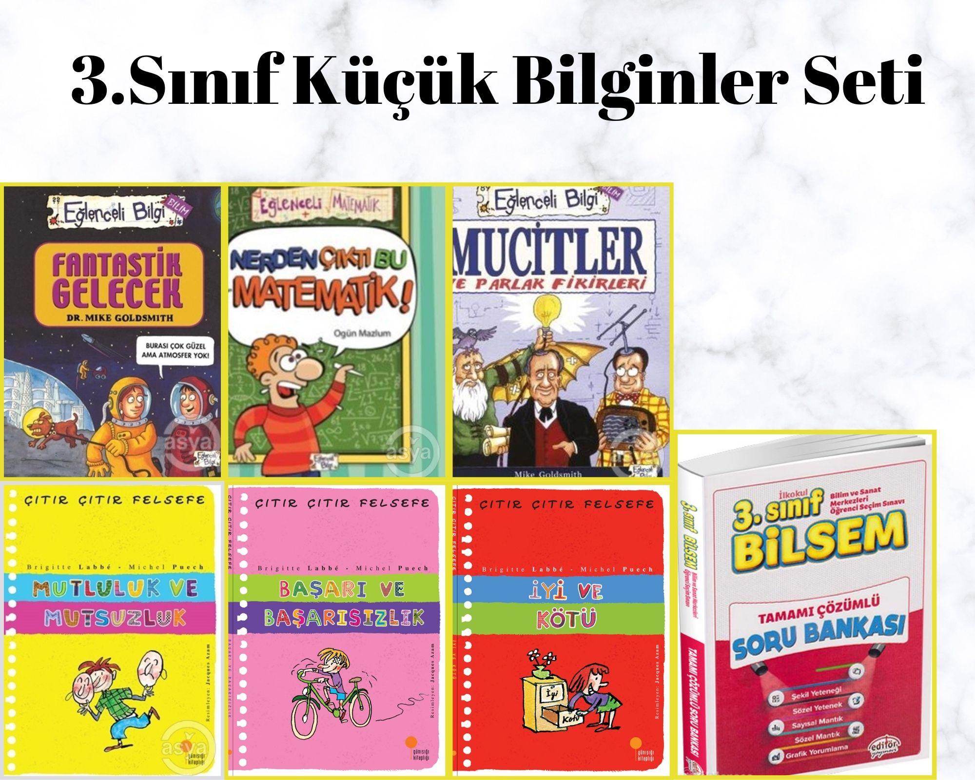 3.Sınıf Küçük Bilginler Set