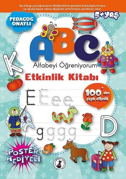 Abc - Alfabeyi Öğreniyorum Misket Kitap