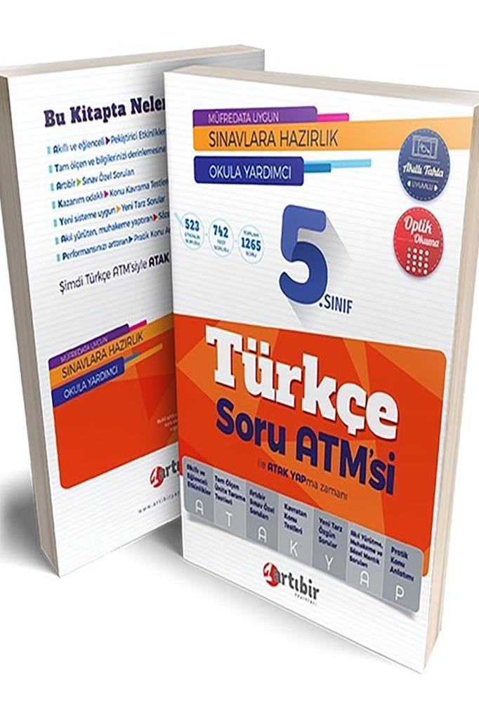 5.Sınıf Türkçe Atm