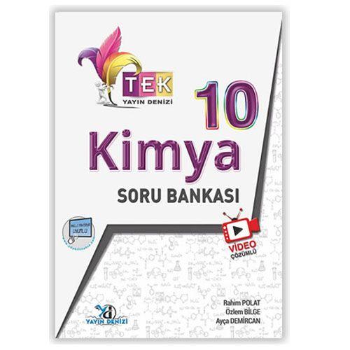 Yayın Denizi - 10.Sınıf Kimya Soru Bankası