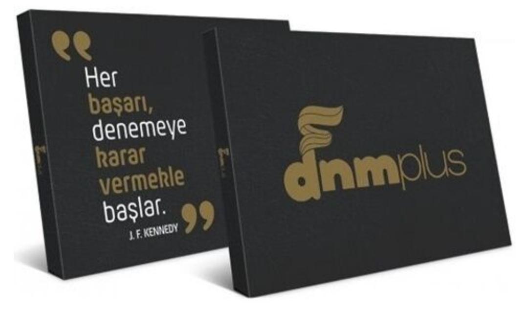 TYT Premier 5 Deneme Seti DnmPlus Yayınları