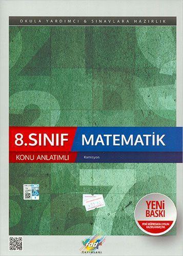 8.Sınıf Matematik Konu Anlatımlı2020