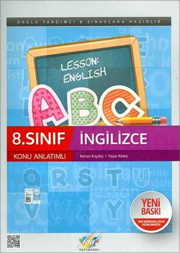 8.Sınıf İngilizce Konu Anlatımlı 2020