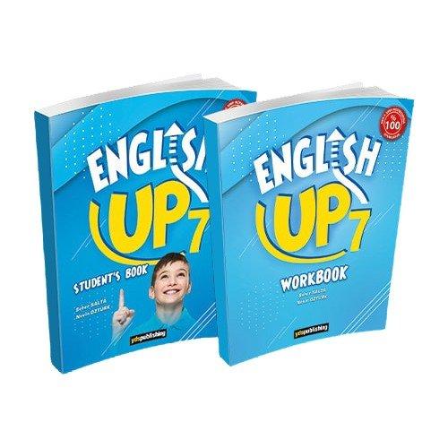 YDS Publishing English Up 7 Paket (SB+WB)