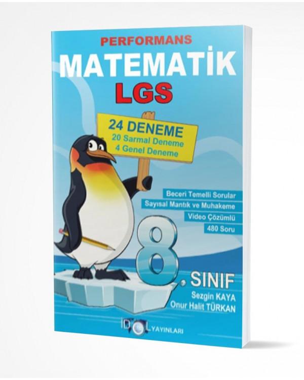 8. Sınıf Matematik 24 Deneme