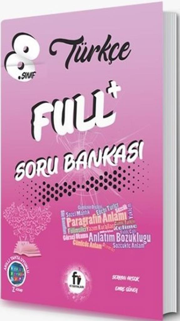 Fi - 8. Sınıf Türkçe Full + Soru Bankası