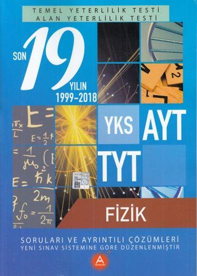 A Yay. TYT-AYT Son 19 Yılın Fizik Soruları